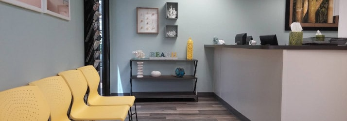 Chiropractic Altamonte Springs FL Front Desk
